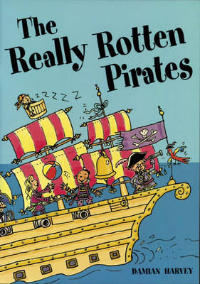 Pack of 3: The Really Rotten Pirates - POCKET READERS FICTION