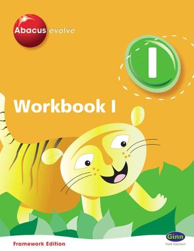 Abacus Evolve Y1/P2 Workbook 1 8-pack Framework Edition - Abacus Evolve Fwk (2007)