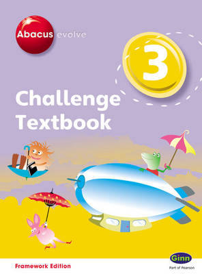 Abacus Evolve Challenge Key Stage 2 Starter Pack (4 x Teacher Guide & 16 x Textbook) - Abacus Evolve Fwk (2007)Challenge