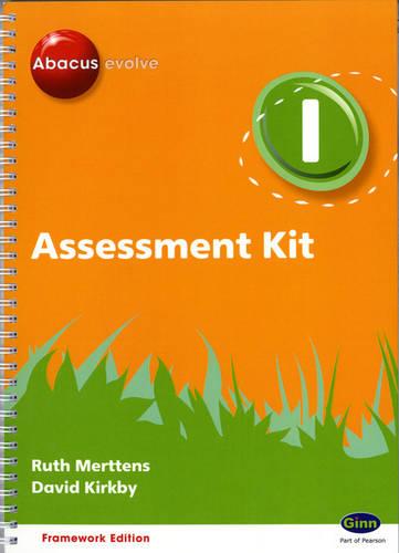 Abacus Evolve Assessment Kit Whole School Pack Framework - Abacus Evolve Fwk (2007) (Spiral bound)