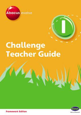 Abacus Evolve Challenge Key Stage 1 Starter Pack - Abacus Evolve Fwk (2007)Challenge