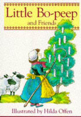 Little BO-Peep and Friends (Board book)