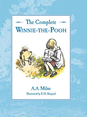 The Complete Winnie-the-Pooh Collection - Winnie-The-Pooh - Classic Editions (Hardback)