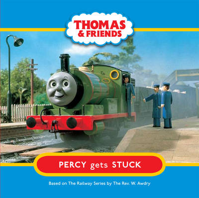Percy Gets Stuck - Thomas & Friends (Board book)
