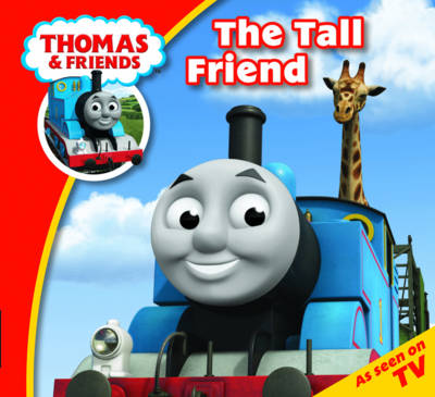 The Tall Friend - Thomas & Friends (Paperback)