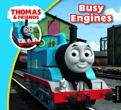 Thomas Story Time: Busy Engines (Paperback)