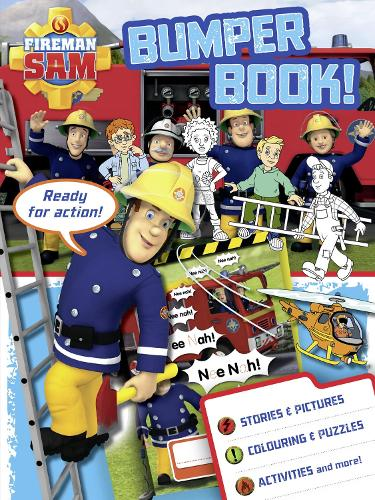 Fireman Sam Bumper Book! (Paperback)