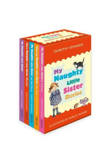 The My Naughty Little Sister Collection (Hardback)