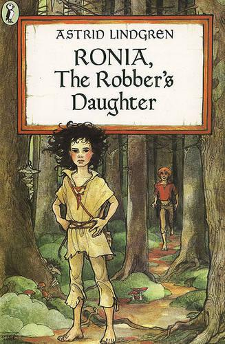 Ronia, the Robber's Daughter (Paperback)