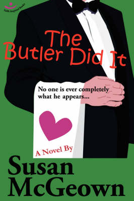 The Butler Did It (Paperback)
