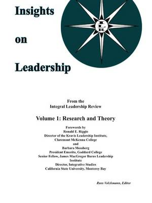 Insights on Leadership, Volume 1: Theory and Research (Paperback)