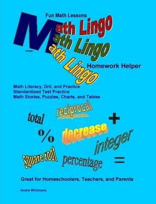 Math Lingo Homework Helper (Paperback)