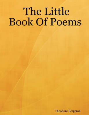 Little Book Of Poems (Paperback)