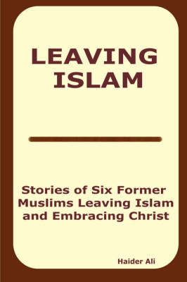 Leaving Islam (Paperback)