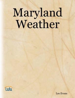 Maryland Weather (Paperback)