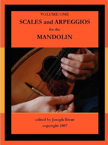 Scales and Arpeggios For Mandolin (Paperback)