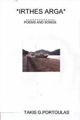 *Irthes Arga* Poems and Songs (Paperback)