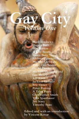 Gay City: Volume One (Paperback)