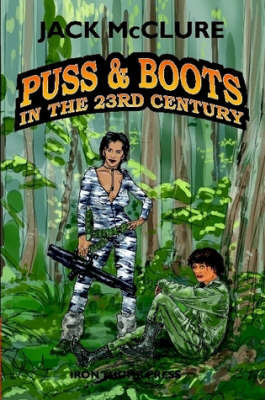 Puss & Boots in the 23rd Century (Paperback)
