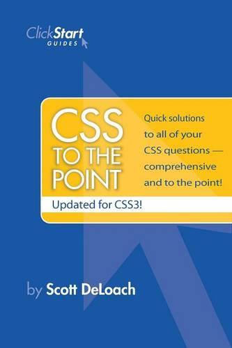 CSS To The Point (Paperback)