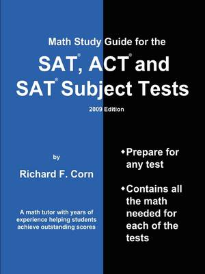 math study guide Mathematics is the science that deals with the logic of shape, quantity and arrangement math is all around us, in everything we do it is the building block for everything in our daily lives, including computers, architecture, art, money, engineering, and even sports.
