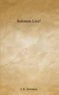 Solomon Live! (Paperback)