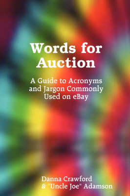 Words for Auction (Paperback)