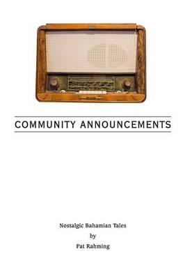 Community Announcements (Paperback)