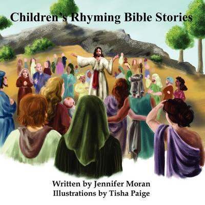 Children's Rhyming Bible Stories (Paperback)
