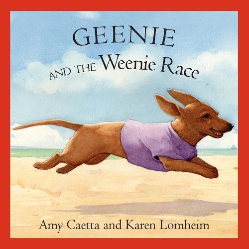 Geenie and the Weenie Race (Paperback)