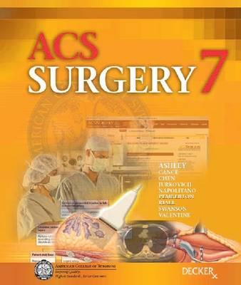 ACS Surgery 7: Principles and Practice (Hardback)