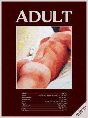 Adult Magazine No. 2 (Paperback)