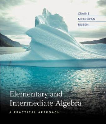 Elementary and Intermediate Algebra: A Practical Approach (Hardback)