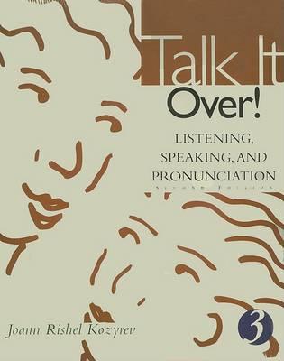 Talk it Over W/Audio CD (Paperback)