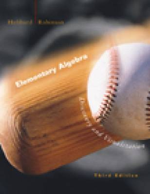 Elementary Algebra: Discovery and Visualization (Paperback)
