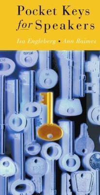 Pocket Keys for Speakers (Spiral bound)
