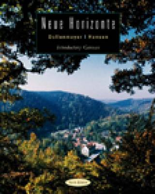 Neue Horizonte: A First Course in German Language and Culture (Hardback)