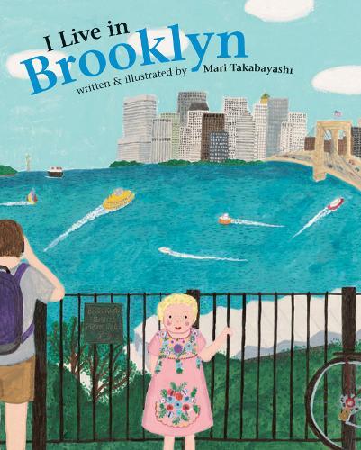 I Live in Brooklyn (Hardback)