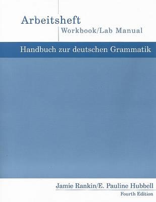 Handbuch Zur Deutschen Wkbk 4e (Book)