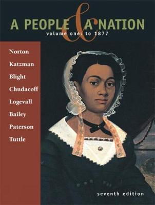 A People & A Nation: Volume 1: To 1877 (Paperback)