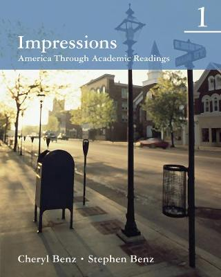 Impressions 1: America Through Academic Readings (Paperback)