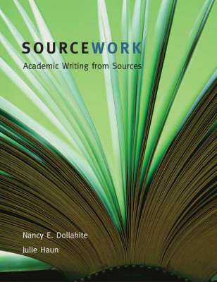 Sourcework - Academic Writing from Sources (Paperback)