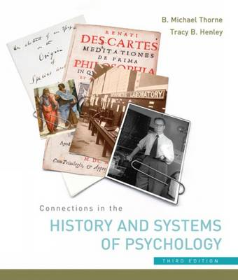Connections in the History and Systems of Psychology (Hardback)
