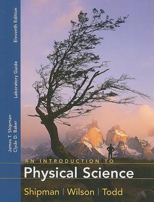 An Introduction to Physical Science Laboratory Guide (Paperback)