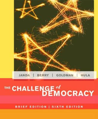 The Challenge of Democracy: Brief Edition (Paperback)