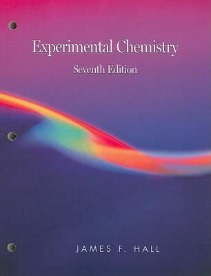 Experimental Chemistry (Paperback)