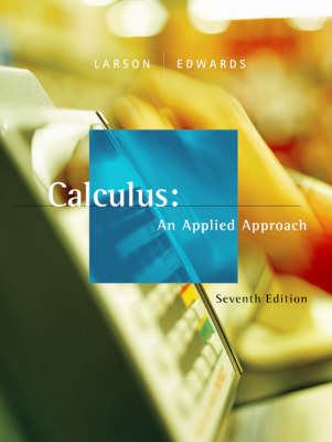 Calculus: An Applied Approach (Hardback)