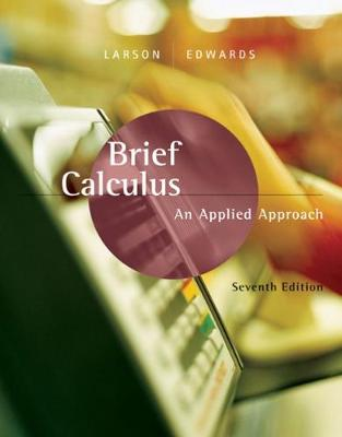 Brief Calculus: An Applied Approach (Hardback)