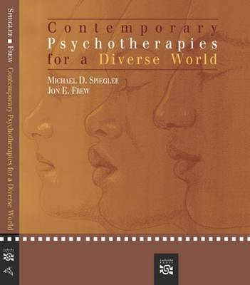 Contemporary Psychotherapies for a Diverse World - Theories (Hardback)