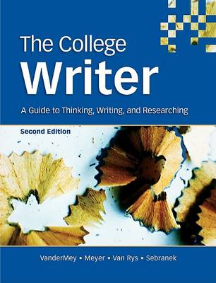 The College Writer (Hardback)
